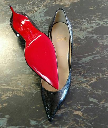 Shoe Repair - Christian Louboutin