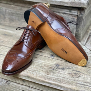 JR Leather Resole Full Package