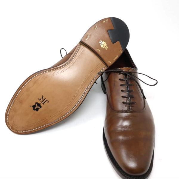 JR Leather Recraft with Combination Heel